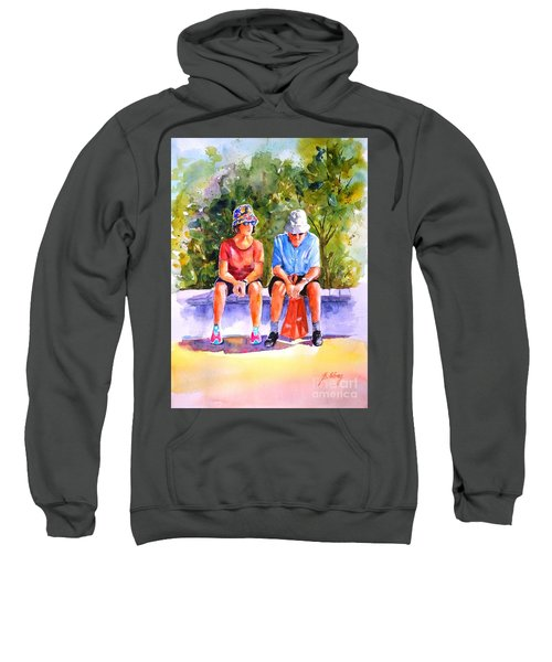 Taking A Rest - 2 Sweatshirt