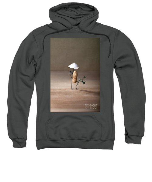 Taking A Walk 01 Sweatshirt