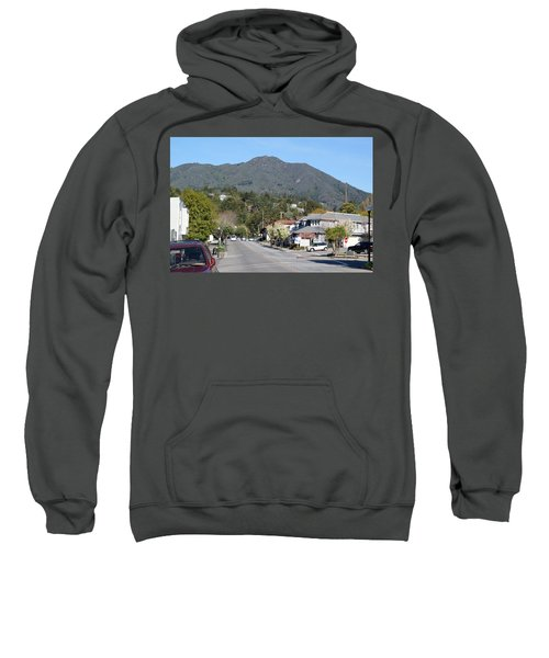 Tamalpais From Mill Valley Sweatshirt