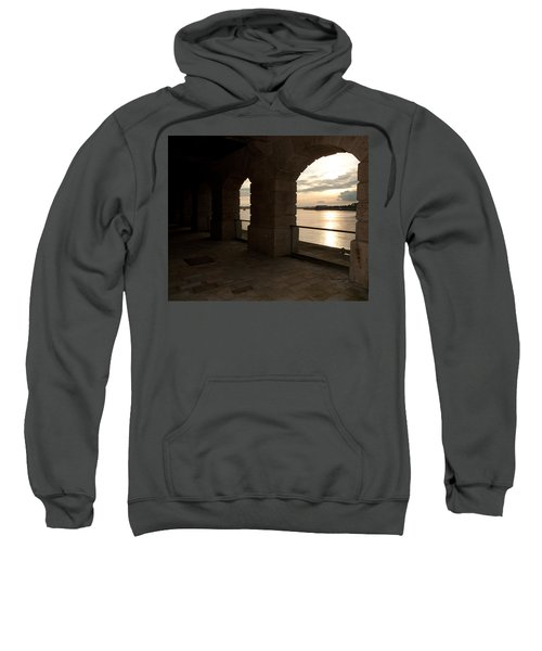 Tamar Estuary Sunset Sweatshirt
