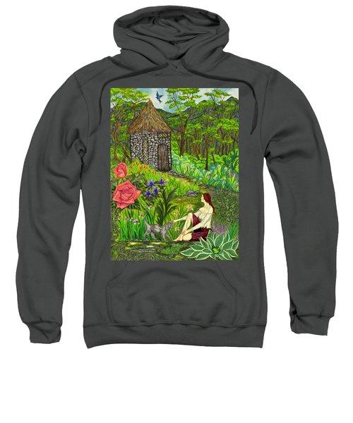 Tansel's Garden Sweatshirt