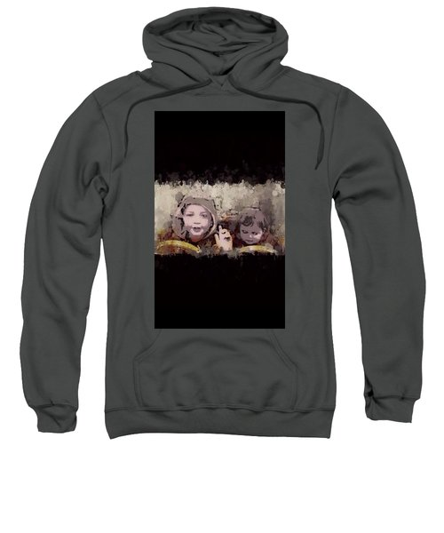 Taxi For Two Sweatshirt