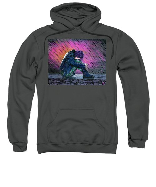 Tears In The Rain Sweatshirt