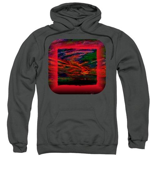 Technicolor Sunset 2 Sweatshirt