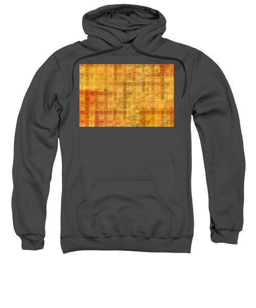 Abstract Printed Circuit Board Sweatshirt