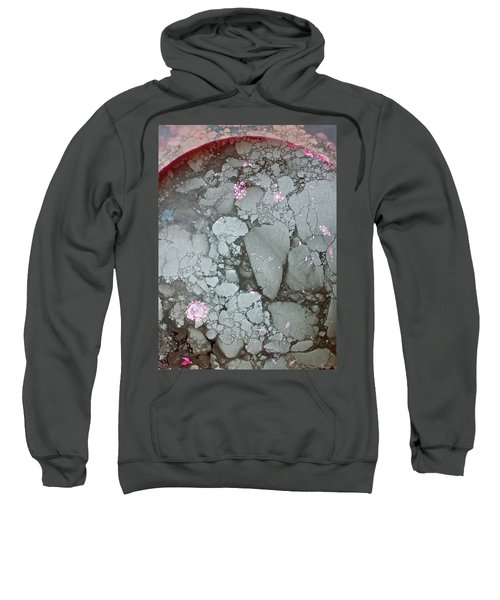 Tectonic With Sky Above And Below Sweatshirt
