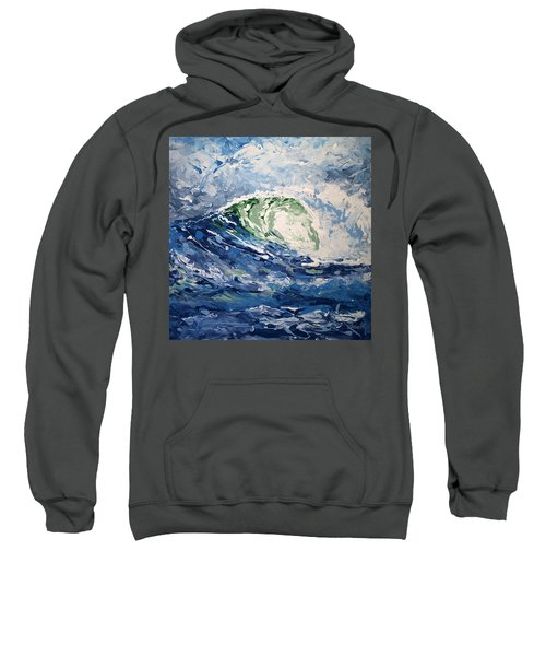 Tempest Abstract Sweatshirt