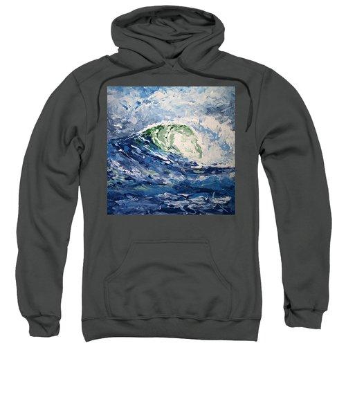 Tempest Abstract Sweatshirt