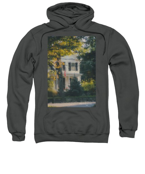 Ten Lincoln Street, Easton, Ma Sweatshirt