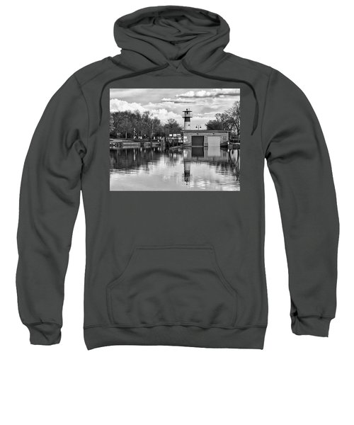 Tenney Lock 3 - Madison - Wisconsin Sweatshirt