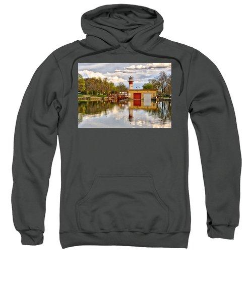 Tenney Lock - Madison - Wisconsin Sweatshirt
