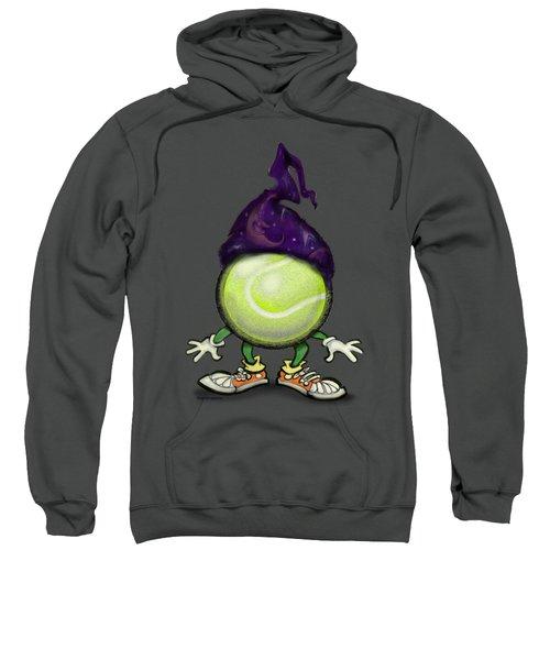 Tennis Wiz Sweatshirt by Kevin Middleton