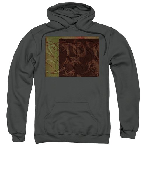 Terpsichore Abstract Sweatshirt