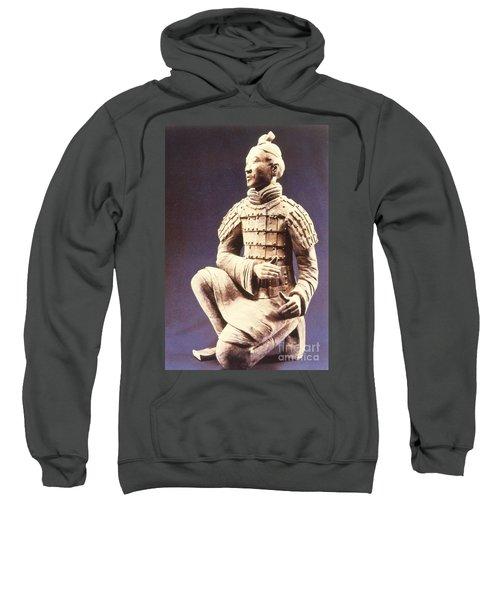 Terracotta Soldier Sweatshirt