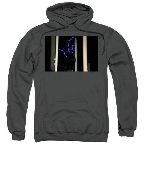 Tesla Coil 2 Sweatshirt