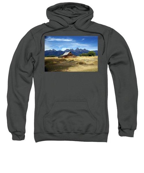 Teton Barn 3 Sweatshirt
