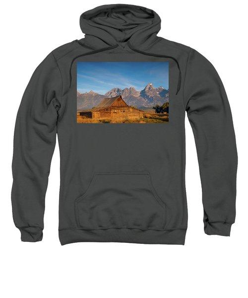 Teton Barn Sweatshirt