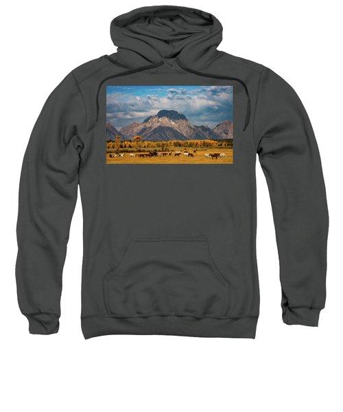 Teton Horse Ranch Sweatshirt