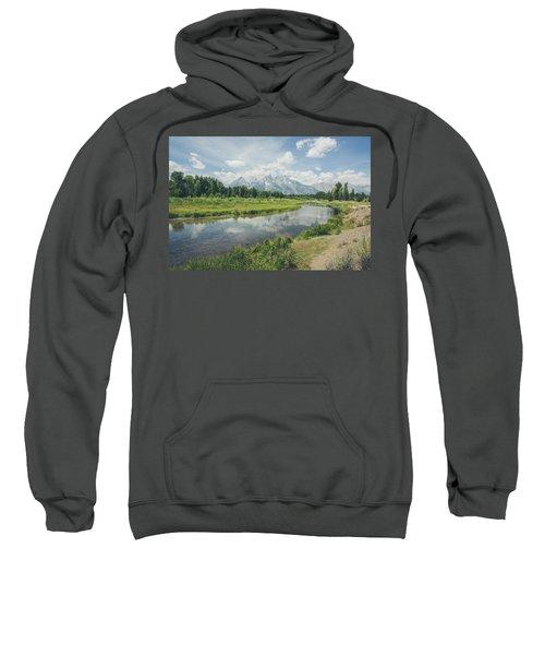 Teton Reflections Sweatshirt