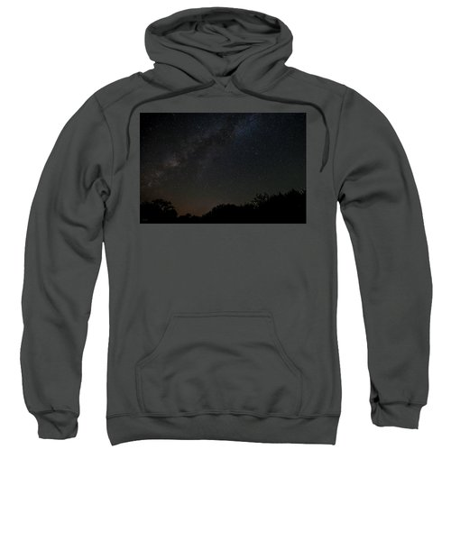 Texas At Night Sweatshirt