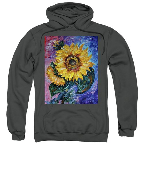 That Sunflower From The Sunflower State Sweatshirt