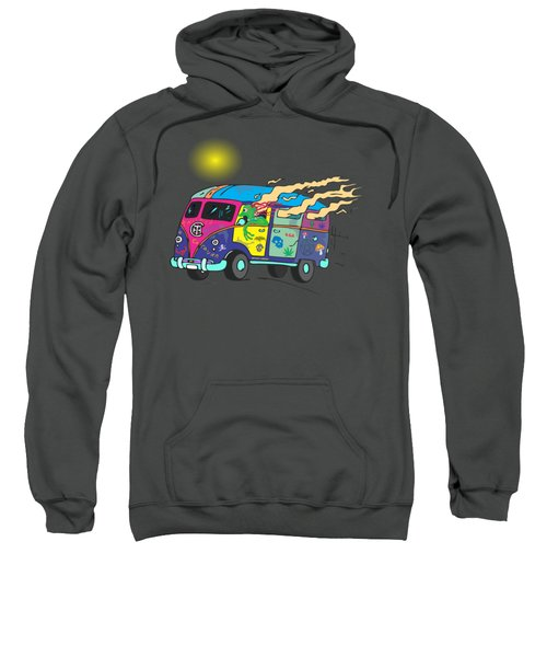THC Sweatshirt by Jordan Kotter