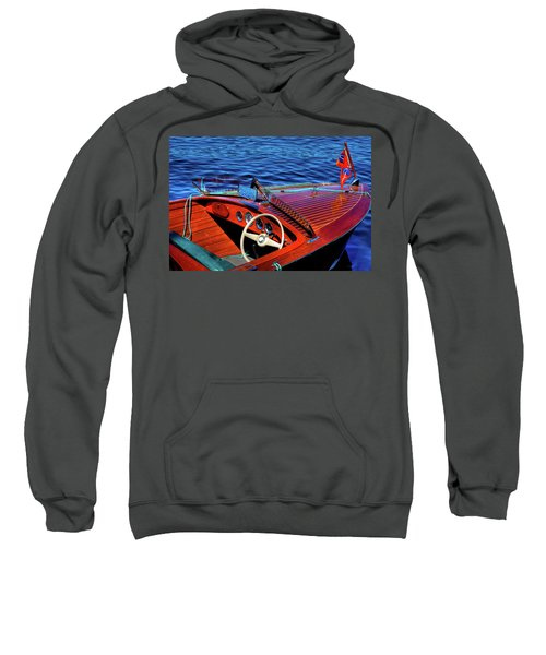 The 1958 Chris Craft Sweatshirt