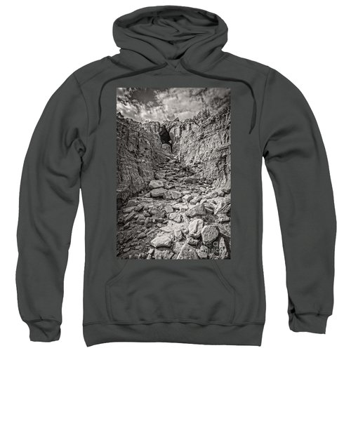 The 23rd Psalm Sweatshirt