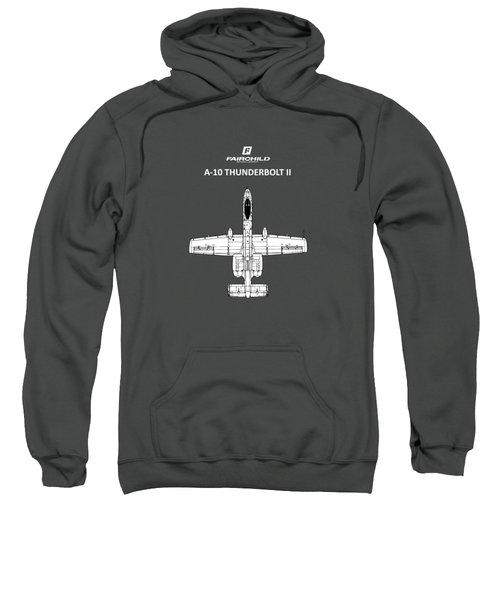 The A-10 Thunderbolt Sweatshirt