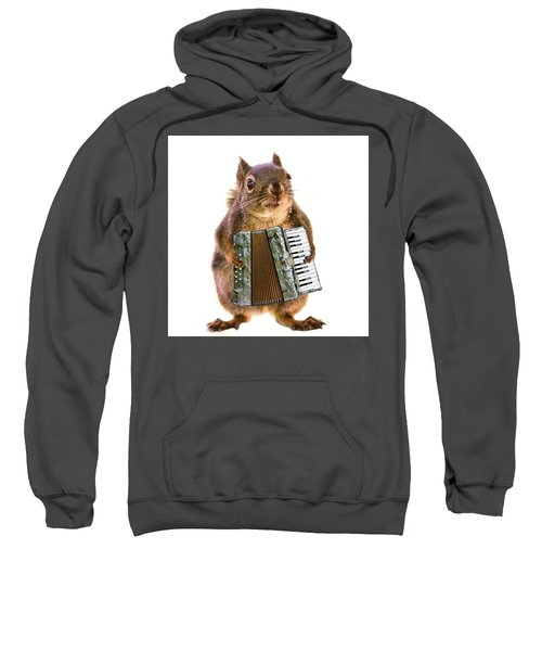 The Accordion Player Sweatshirt