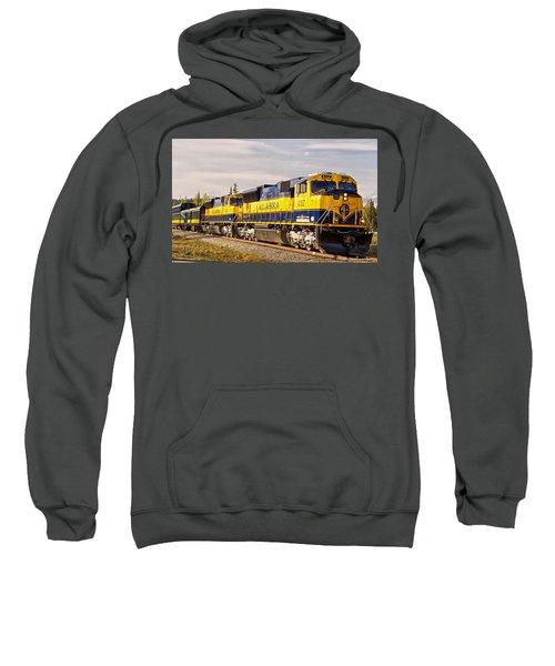 The Alaska Railroad Sweatshirt