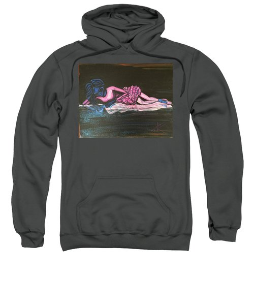 The Alien Ballerina Sweatshirt