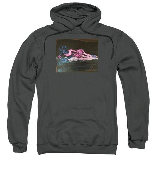 The Alien Ballerina Sweatshirt