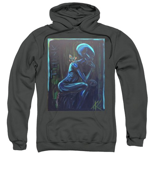 The Alien Thinker Sweatshirt