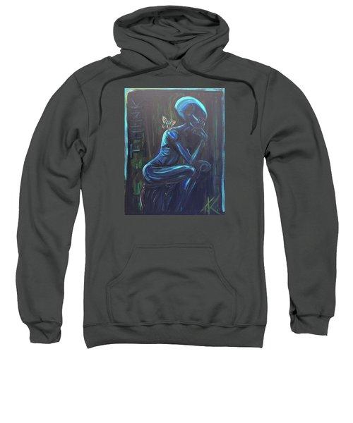 The Alien Thinker Sweatshirt
