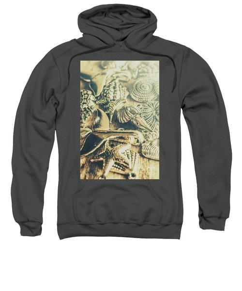 The Aquatic Abstraction Sweatshirt