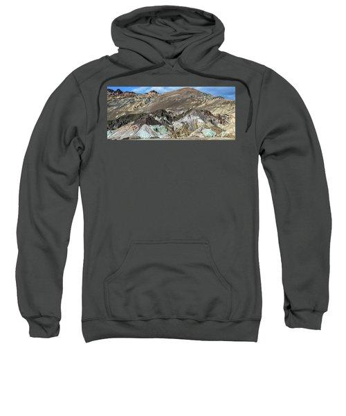 The Artists Palette Death Valley National Park Sweatshirt