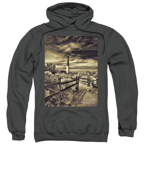 The Barnegat Lighthouse New Jersey Sweatshirt