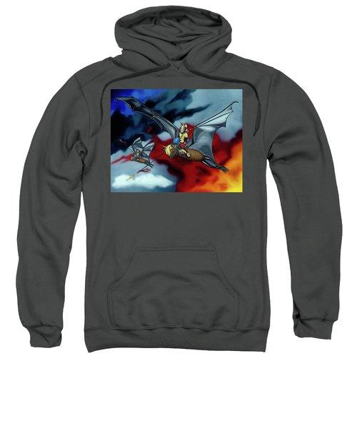The Bat Riders Sweatshirt