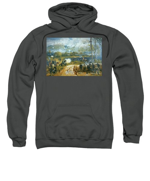 The Battle Of Kenesaw Mountain Sweatshirt