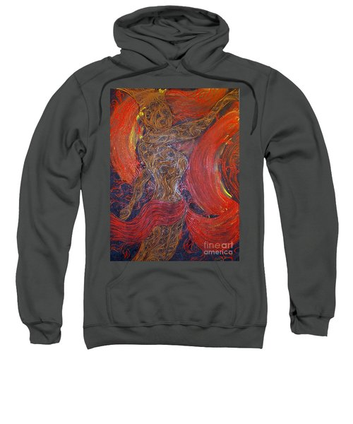 The Belly Dancer Sweatshirt