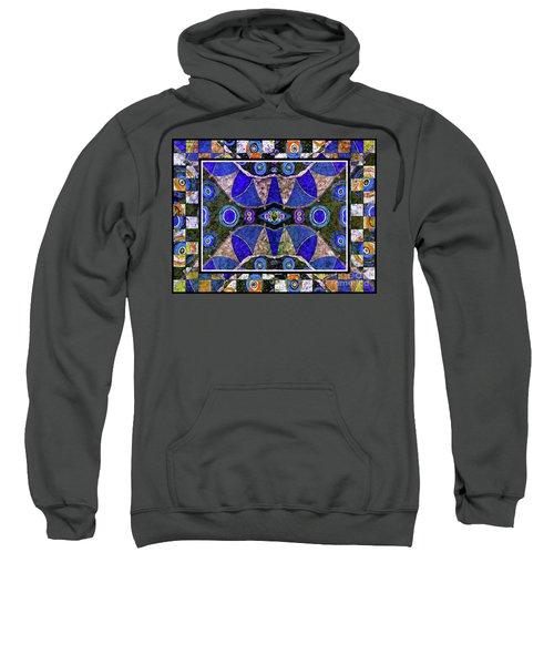 The Blue Vibrations Sweatshirt