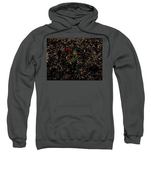 The Boston Celtics 1b Sweatshirt by Brian Reaves
