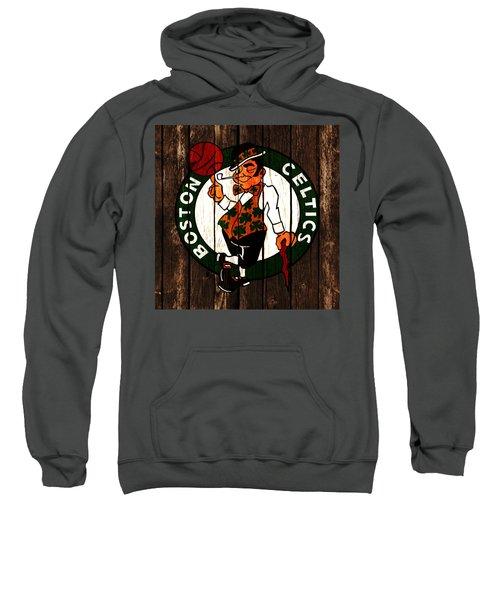 The Boston Celtics 2d Sweatshirt