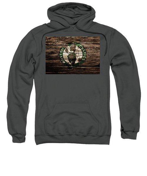 The Boston Celtics 6e Sweatshirt by Brian Reaves