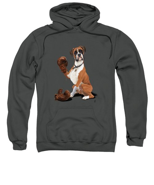 The Boxer Colour Sweatshirt