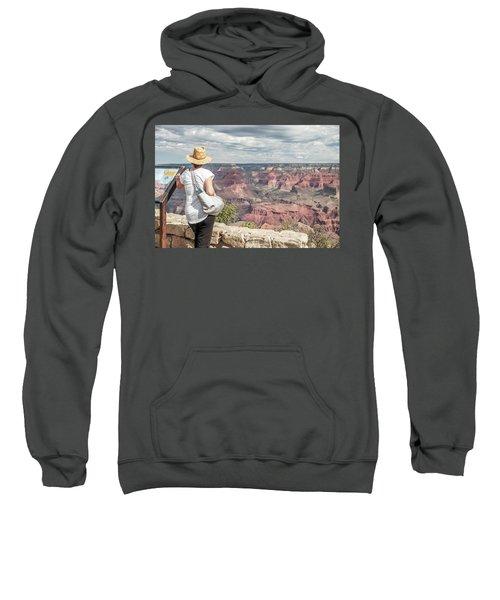 The Breathtaking View Sweatshirt