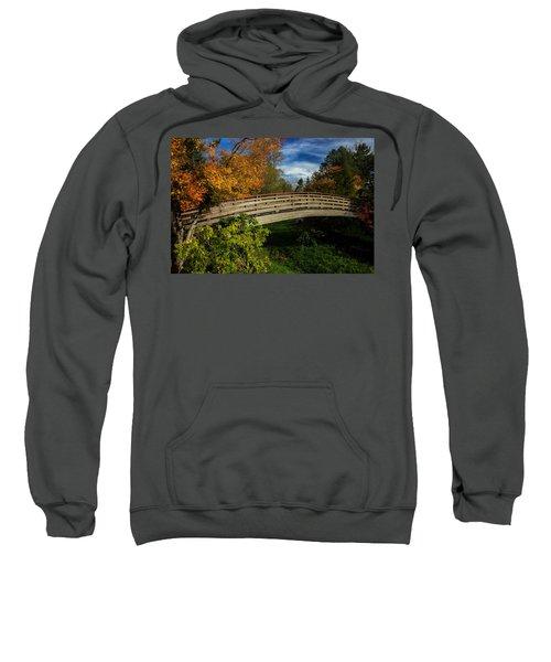 The Bridge To The Garden Sweatshirt