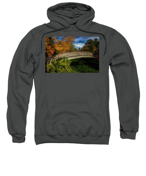 The Bridge To The Garden Sweatshirt