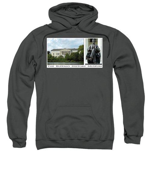 The Buffalo History Museum Sweatshirt